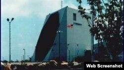 美国远程预警雷达(照片来源: US Air Force)