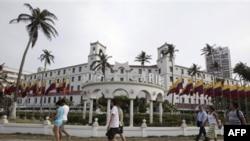 Отель «Эль Карибе». Картахена, Колумбия
