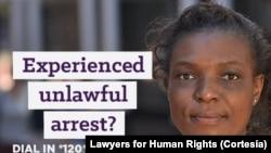 Detenção ilegal, uma das questões que preocupa os imigrantes.