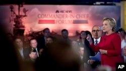 Հիլարի Քլինթոն Դեմոկրատ, նախագահի թեկնածու