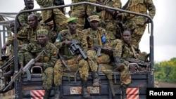 Jeshi la Uganda