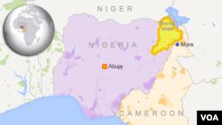 La ville de Mora est située dans l'extrême-nord du Cameroun.