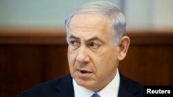 베냐민 네타냐후 이스라엘 총리 (자료사진)