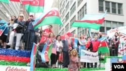Nyu-Yorkda Türk Yürüşü
