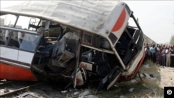 India Bus Accident