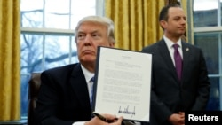 Trump's Executive Orders - Issues in the News