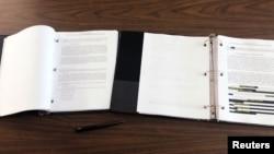 Kopija izveštaja specijalnog tužioca Roberta Malera