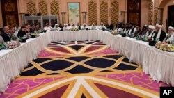 نهمین دور مذاکرات آمریکا و طالبان روز پنجشنبه در قطر آغاز شد.
