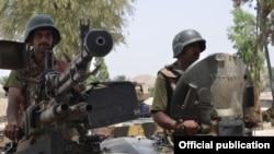 巴基斯坦軍方於北瓦濟里斯坦