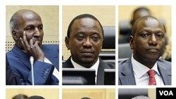 4 dari 6 pejabat Kenya dikenai tuduhan mengorganisasikan kekerasan pasca-pemilu tahun 2007 yang menelan korban jiwa (foto: dok).