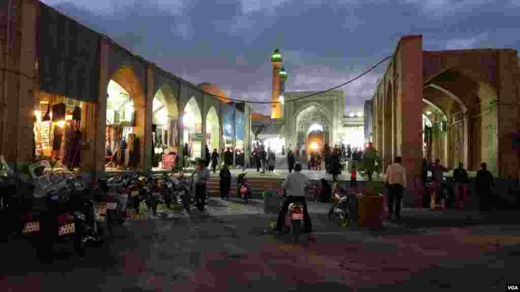 مسجد جامع - میدان امام علی (سبزه میدان) اصفهان عکس: آرش محمدی (ارسالی از شما)