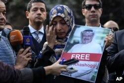La desaparición del periodista Jamal Khashoggi provocó el rechazo internacional.