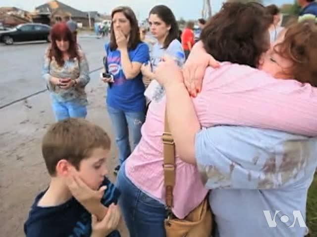 Recovery Efforts Underway in Tornado Struck Oklahoma