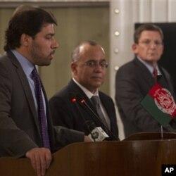 سہ فریقی اجلاس میں افغانستان میں مفاہمتی عمل کو فروغ دینے کے عزم کا اعادہ