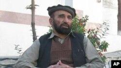 هدف حمله 'ملک زرین' قوماندان سابق مجاهدین بود که طی این رویداد به هلاکت رسید.
