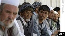 حوزه های رای گيری برای انتخاب رياست جمهوری و شوراهای ولايات در افغانستان گشوده شده اند