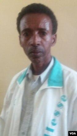 Solomon Girmay, Traditional Dance Trainer