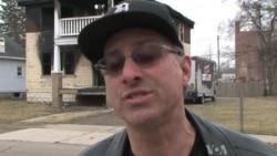 Community Organizer Fights Blight in Detroit