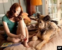 "Emma Stone as ""Olive Penderghast"" in Screen Gems' EASY A."