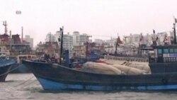Typhoon Utor Barrels Toward Hong Kong, Southern China