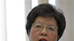 Margaret Chan is Director General of the World Health Organization. She has spoken about the problem of chronic disease worldwide