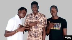 Rising Talent Dawit Cherent, Big F & Swagger Boys Dynasty - Music Time in Africa