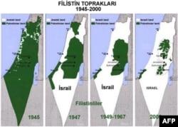 Amerika ve İsrail'de Filistin Devleti Paniği
