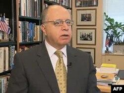 Profesor na univerzitetu države Merilend Šibli Telhami