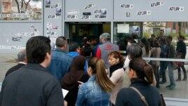 27.2 % papunësia në Spanjë