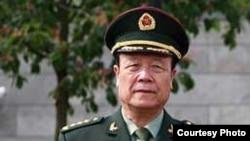 前中央军委前副主席、政治局委员郭伯雄上将 (网络图片)