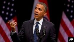 U.S. President Barack Obama, Jan. 27, 2015.
