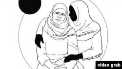 Ilustrovana priča o najmlađoj žrtvi genocida koja je dobila ime Fatima (archiwar.com)
