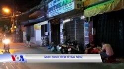 Mưu sinh đêm ở Sài Gòn