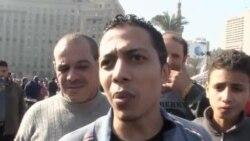 埃及民眾繼續抗議總統擴權政令