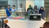چاند پر شہر بسانے کا مقابلہ اسلامی اسکول کے طلبہ نے جیت لیا