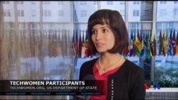 Gulnora Anvarova, TechWomen/Tajikistan