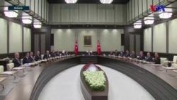 İlk Kabine Toplantısına Ekonomi Damgasını Vurdu