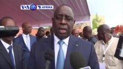 VOA60 Rais wa Senegal apongeza wazo la Morocco la kurejea katika Umoja wa Afrika baada ya miaka 32