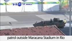 VOA60 World PM - Security heightened for Olympics opening ceremony