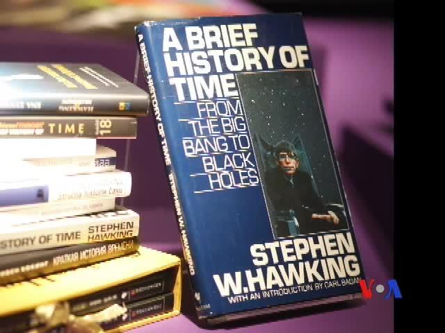Stephen Hawking: Suốt đời tìm cách khám phá bí mật vũ trụ