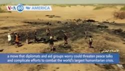 VOA60 America - Pompeo: US to Designate Yemen's Houthis a Terrorist Organization