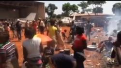 2013-12-08 美國之音視頻新聞: 法國增兵中非共和國