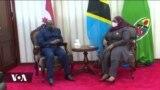 Tanzania yafanya mazungumzo na Burundi