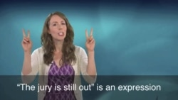 English in a Minute: The Jury is Still Out