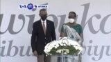 VOA60 AFIRKA: A Rwanda, Shugaba Paul Kagame Ya Jagoranci Bikin Tunawa Da Kisan Kiyashi Na Shekara 1994 Kan Kabilar Tutsi A Gisozi