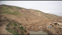 حادثه لغزش زمین در بدخشان و پیآمد آن