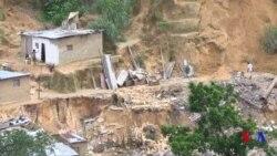 Une quarantaine de morts dans les inondations dans la capitale de la RDC (vidéo)