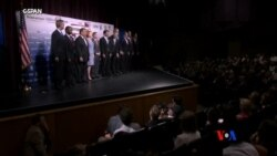 2015-08-04 美國之音視頻新聞:美國共和黨總統參選人首次參加論壇