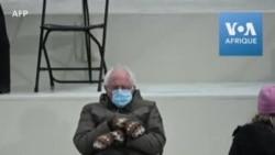 Une photo de Bernie Sanders fait le tour du monde