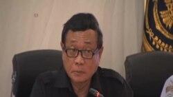 印尼官員通報亞航8501班機失事情況